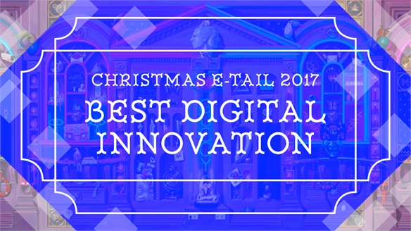 Christmas E-Tail 2017: Best Digital Innovation
