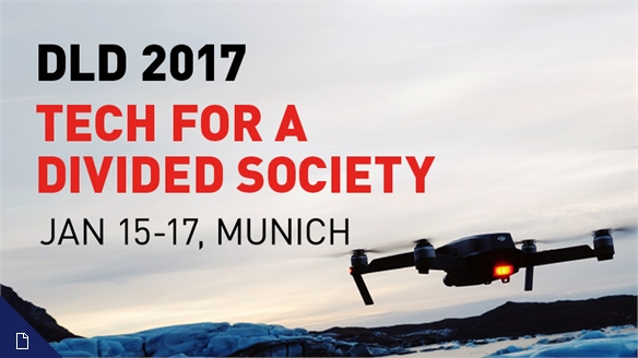Tech for a Divided Society: DLD 2017