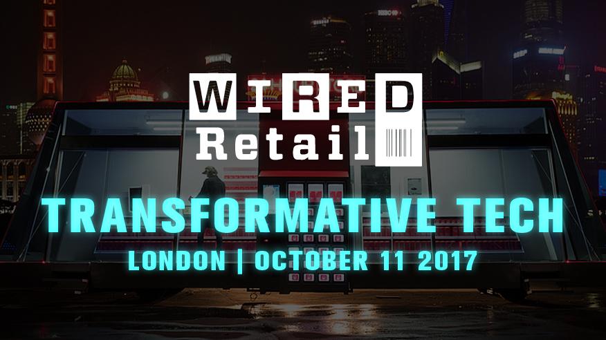 Transformative Tech: Wired Retail 2017   Stylus   Innovation ...