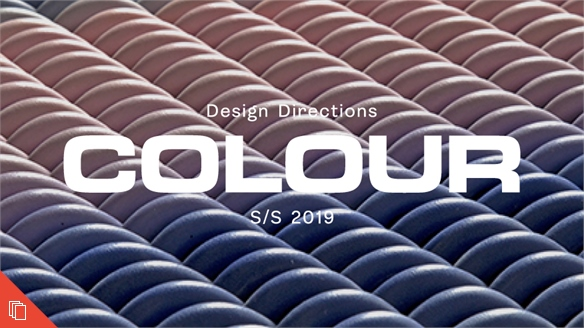 Design Directions S/S 19 Colour