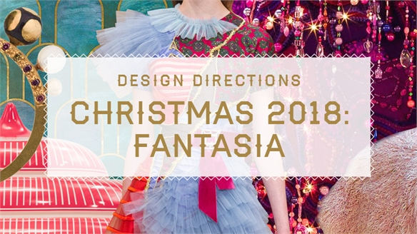 Christmas Design Direction: Fantasia