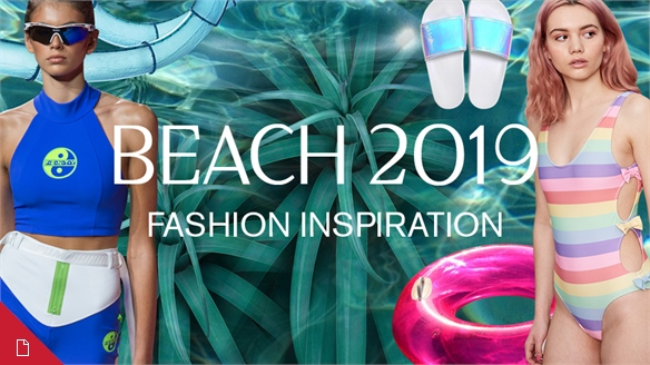 Beach 2019: Fashion Inspiration