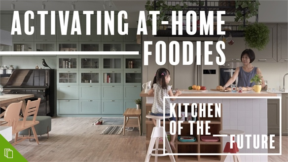 Activating At-Home Foodies