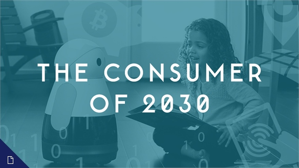 Digital Worlds Scenario: The Consumer of 2030
