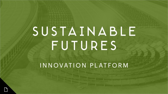 Sustainable Futures 2017/18
