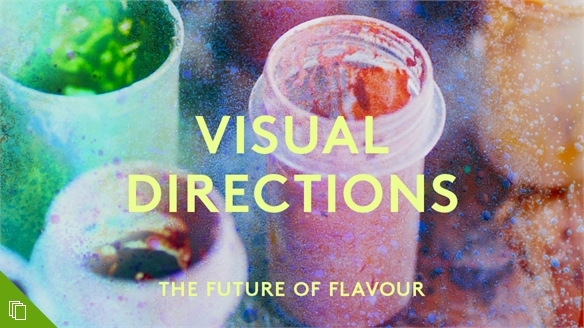 Visual Directions: The Future of Flavour