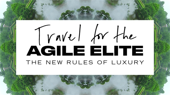 Travel for the Agile Elite