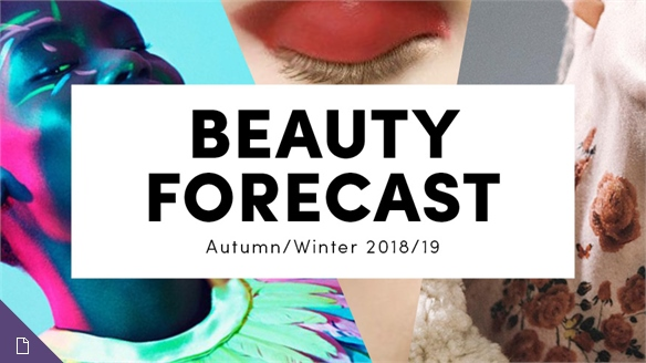 A/W 18/19 Beauty Forecast