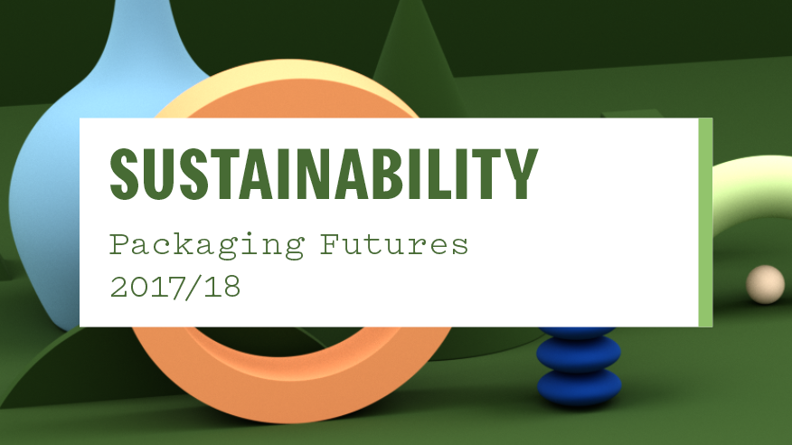 Packaging Futures: Sustainability | Stylus | Innovation