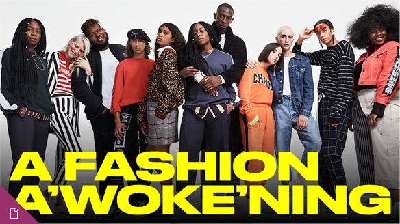 A Fashion A'woke'ning: Mainstreaming Inclusivity