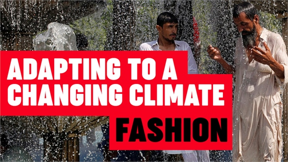 Adapting to a Changing Climate: Fashion