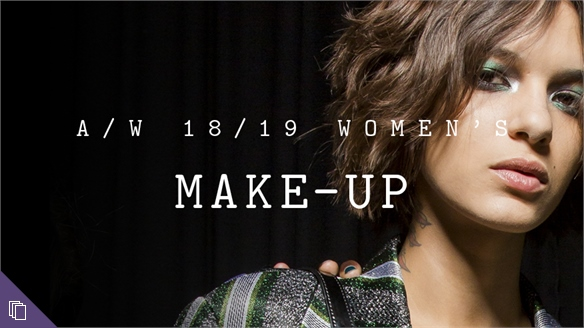 A/W 18/19 Women's: Make-Up
