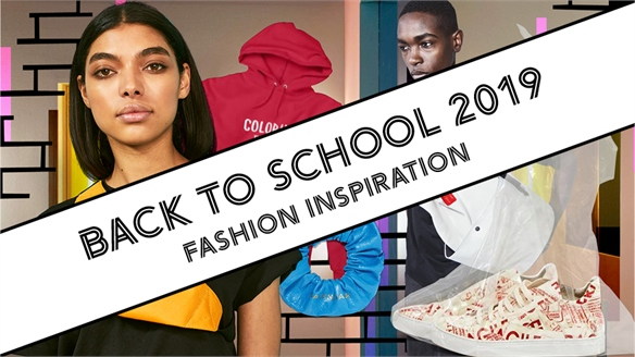 Back To School 2019: Fashion Inspiration