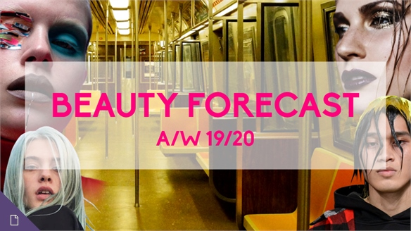 Beauty Forecast A/W 19/20