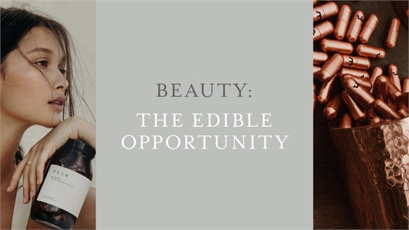 Beauty: The Edible Opportunity