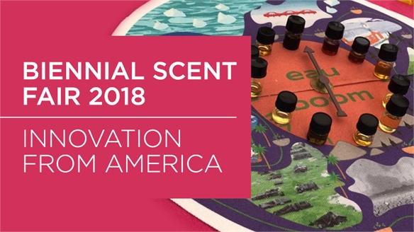 Biennial Scent Fair 2018: Innovation from America