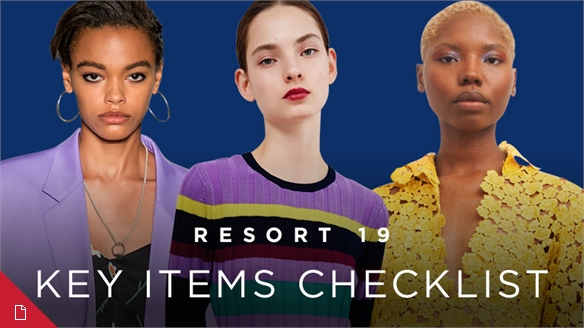 Resort 19: Key Items Checklist