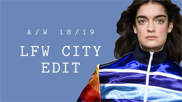 A/W 18/19: London City Edit