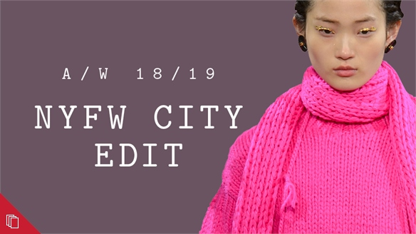 A/W 18/19: NY City Edit