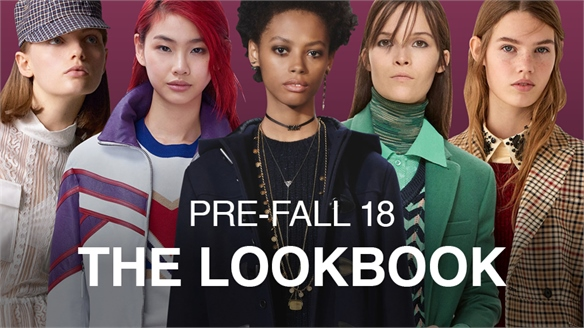 Pre-Fall 18: The Lookbook