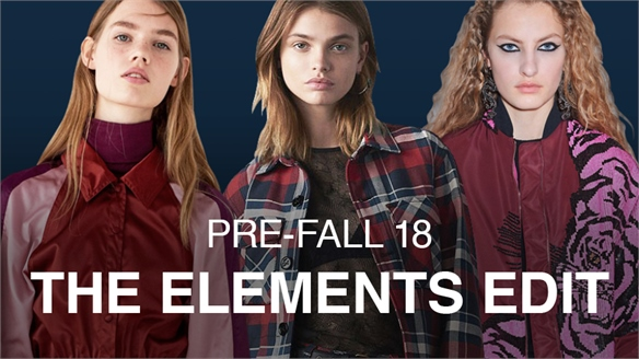 Pre-Fall 18: The Elements Edit