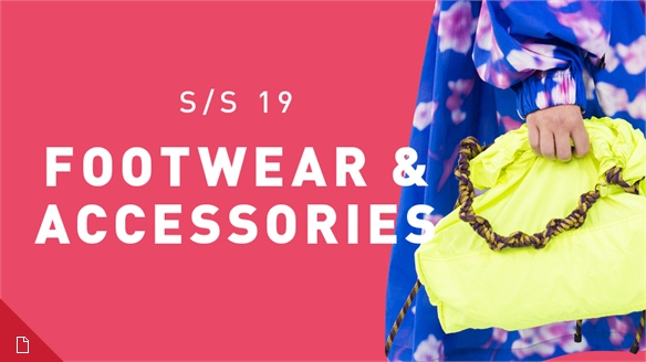 S/S 19: Footwear & Accessories Edit