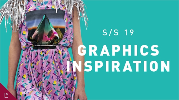 S/S 19: Graphics Inspiration