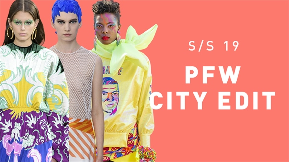 S/S 19: Paris City Edit