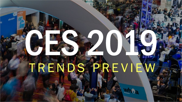 CES 2019 Trends Preview