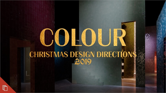 Christmas 2019 Design Directions: Colour