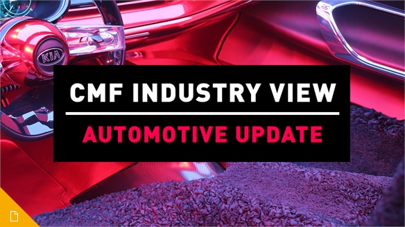 CMF Industry View: Automotive Update