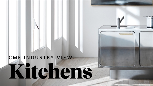 CMF Industry View: Kitchens