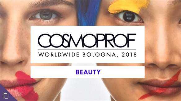 Cosmoprof 2018: Beauty