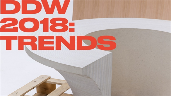 Dutch Design Week 2018: Trends