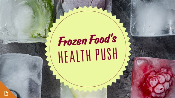 Frozen Food's Health Push
