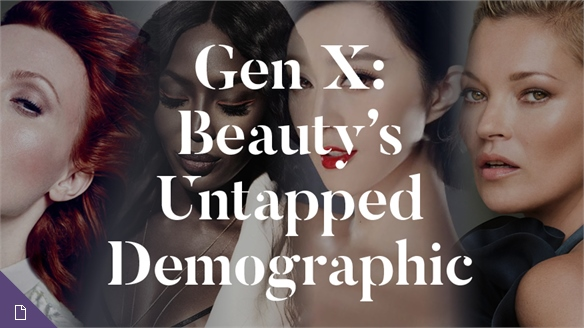 Gen X: Beauty's Untapped Demographic