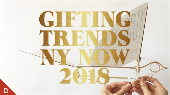 Gifting Trends: NY Now Winter 2018