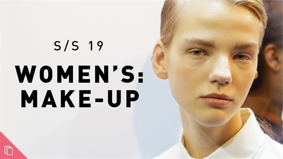 S/S 19 Women's: Make-Up