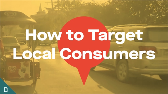 How to Target Local Consumers