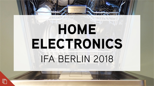 IFA 2018: Home Electronics