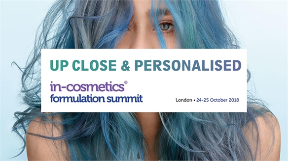 Up Close & Personalised: In-Cosmetics Formulation Summit