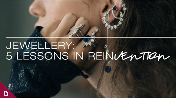 Jewellery: 5 Lessons in Reinvention