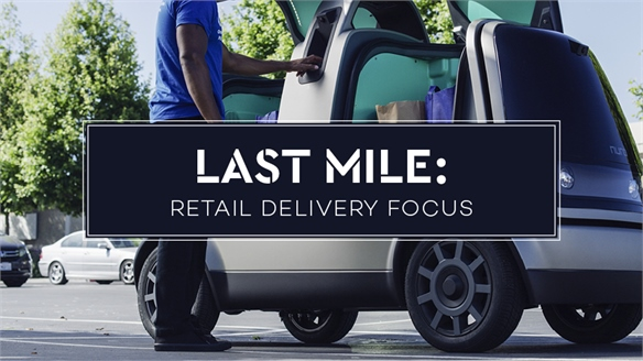 Last Mile: Retail Delivery Focus