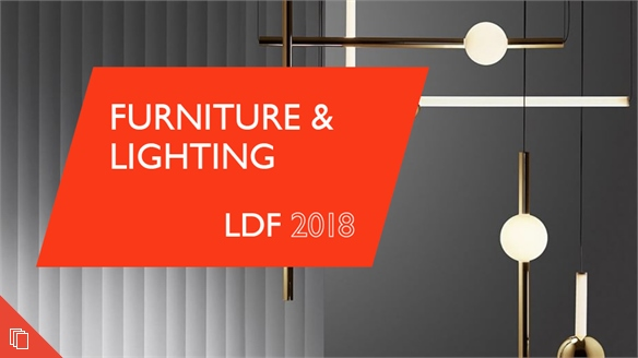 LDF 2018: Furniture & Lighting