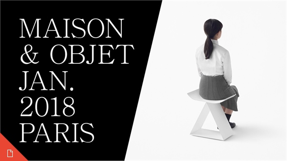 Maison & Objet Paris: January 2018