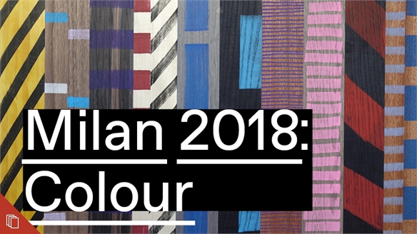 Milan 2018: Colour