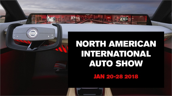 North American International Auto Show 2018