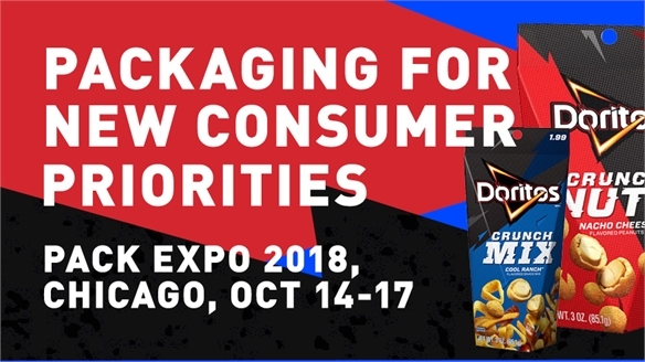 Packaging for New Consumer Priorities: Pack Expo 2018