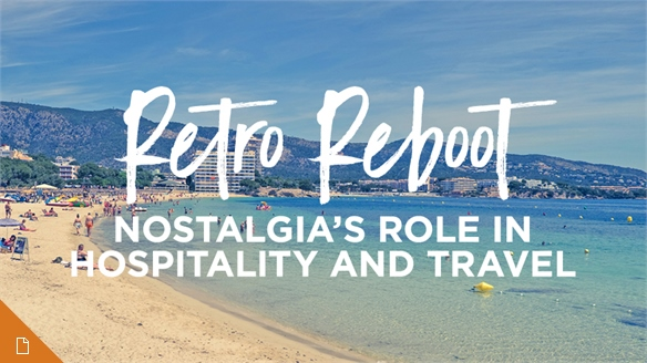 Retro Reboot: Nostalgia's Role in Hospitality & Travel