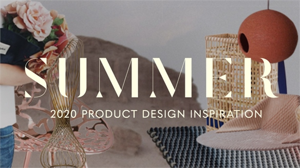 Summer 2020: Product Design Inspiration